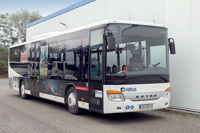 mietbus 46 sitze setra 415 le rebus regionalbus rostock gmbh aus g strow. Black Bedroom Furniture Sets. Home Design Ideas