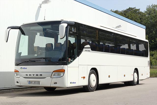 Bus 121 Rostock
