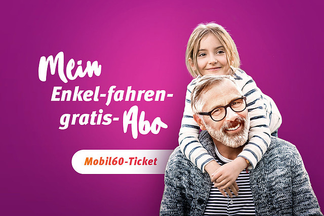 Mobil60-Ticket