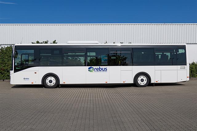 mietbus 43 sitze iveco crossway le rebus regionalbus rostock gmbh aus g strow. Black Bedroom Furniture Sets. Home Design Ideas